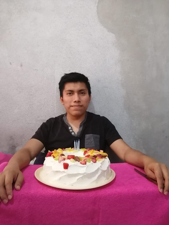 Rafa Santiago 31 años