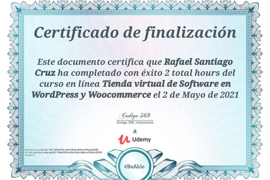 Tienda virtual de sortware en Wordpress y Woocomerce Rafael Santiago Cruz UC-744a9103-cb3b-462e-bb6a-e78fcbc222f8